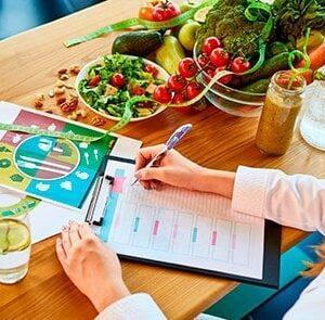 Estudiar la maestría en elaboración de dietas