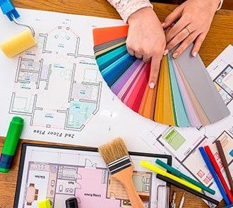 Fórmate con la maestría en interiorismo