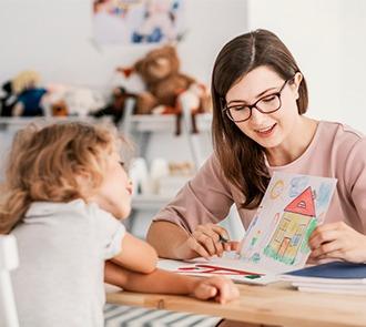 Estudiar la Maestría Internacional en Pedagogía y Montessori