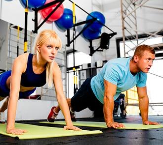 Estudiar la Maestría Internacional en Personal Trainer + Maestría Internacional en Nutrición Deportiva