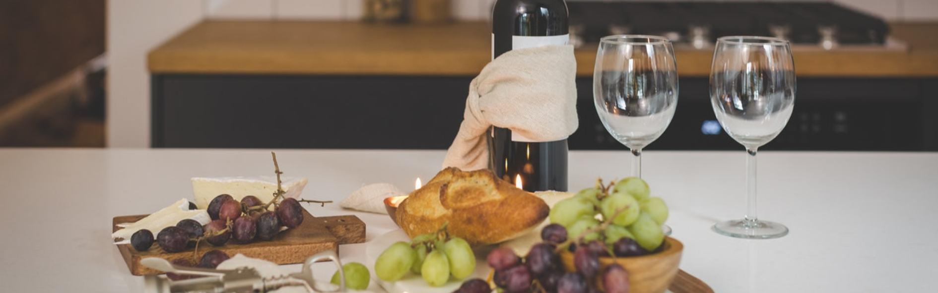 El maridaje entre vinos y alimentos ideal